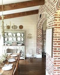 interior brick wall ideas create an elegant statement with a white brick wall interior brick walls interior brick wall