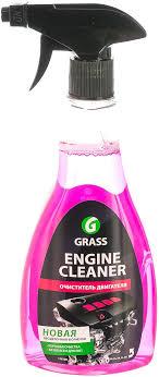 <b>Очиститель двигателя</b> 500 мл <b>Grass Engine</b> Cleaner 116105 ...