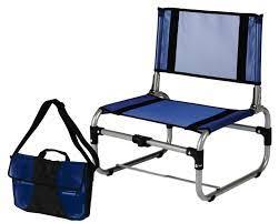 back of beach chair silhouette. Compact Beach Chair For Air Travel Back Of Silhouette