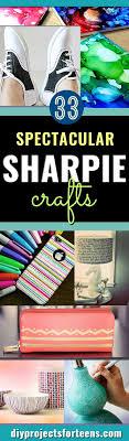 fun crafts for tweens pinterest. 33 cool sharpie crafts and diy project ideas fun for tweens pinterest