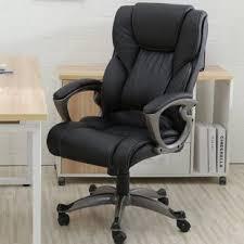 comfortable desk chair. Stapleford Ergonomic High-Back Executive Chair Comfortable Desk