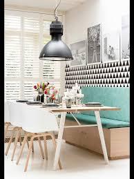 Mooi Behang Zwart Wit Vtwonen Eijffinger Kitchen Dining Dinner