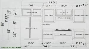 Standard Size Kitchen Cabinets Gorgeous Kitchen Cabinet Dimensions Standard About Remodel Kitchen