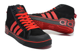 adidas shoes high tops black and red. adidas best originals suede top casual shoes mens for black red fra high tops and