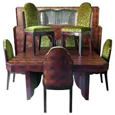 art deco dining room chairs art dining room set by for art deco style dining art deco dining room chairs art dining table