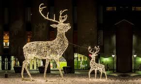 Christmas Lighting Festive Lighting Mk Illumination