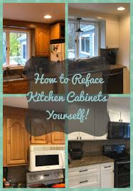 Diy Kitchen Cabinet Refacing Rocky Canyon Rustic