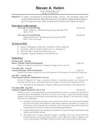 Resume For Entrepreneurs Examples What To Put As Skills On Resume
