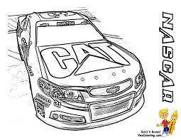 Small Picture Awesome Nascar Coloring Pages 88 For Coloring Books with Nascar