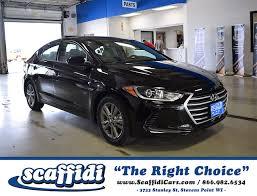 hyundai elantra. Modren Hyundai New 2018 Hyundai Elantra Sedan Phantom Black For Sale In Stevens Point WI  Serving Wausau  VIN 5NPD84LF6JH286863 To