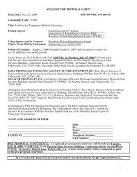 Commercial Lease Proposal Template Sample Lease Proposal Letter 9 ...