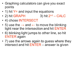 equations and word problems 3 graphing calculators section 7 1 solving systems by graphing 2 or more linear