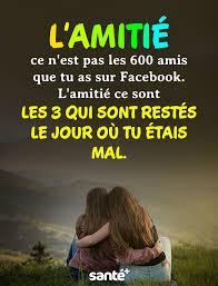 Lamitié Ce Nest Pas Les 600 Amis Que Tu As Sur Facebook Lamitié