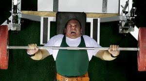 VIDEO How Much Can You Really Bench  Menu0027s Fitness225 Bench Press Workout