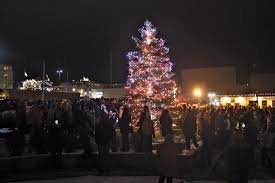 Marquette Christmas Lights Santa Claus Is Coming To Town News Sports Jobs The