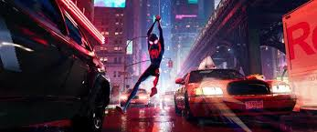 Image result for Spider-Man: Into the Spider-Verse 2018