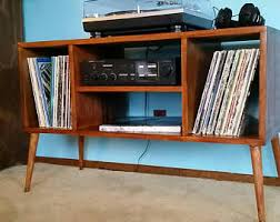 record player media console. Modren Console Record Player Stand MidCentury Modern As Entertainment Center Furniture  With Vinyl Storage And Handmade Contemporary Media Console Throughout B