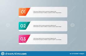 Presentation Template Flat Design Illustration For Web