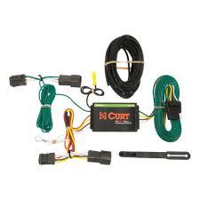curt manufacturing curt custom wiring harness 56153 2012 hyundai santa fe trailer wiring harness at Hyundai Trailer Wiring Harness