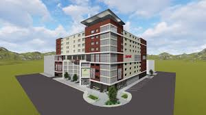 marriott branded hotel planned for downtown colorado springs