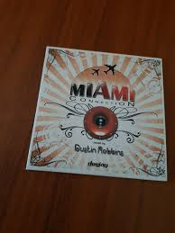 Cd Dj Dustin Robbins- Miami Connection- de segunda mano por 1,5 € en  Palamós en WALLAPOP