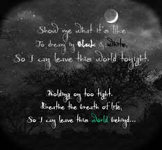 Lyrics To Lights Out By Breaking Benjamin Unknown Soldier Breaking Benjamin Song Lyrics Art