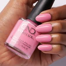 This is Kiss from a Rose Available in... - <b>CND</b> - <b>Creative Nail</b> Design ...