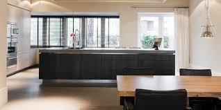 Dutch Cabinets Modern kitchen without handles