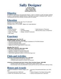 Skin Care Resume Resume Sample Fashion Carol Sand Job Resume Samples Pinterest