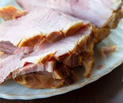 brown sugar mustard ham glaze recipe