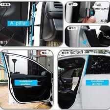 8 of 11 car 4m z shape window door rubber seal weather strip pad hollow car weatherstrip
