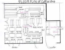 Autocad gym floor plan dwg; Floor Plan Coffee Shop Coffee Shop Interior Design Coffee Shop Design Floor Plans