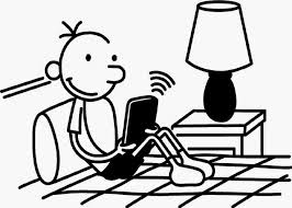 Diary Of A Wimpy Kid Coloring Pages Coloring Pages Wimpy Kid