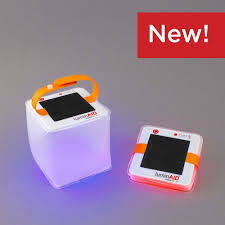 Packlite Spectra Solar Inflatable Lantern Light Luminaid Led