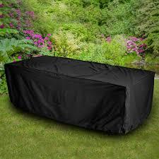 rectangular patio furniture covers. Gardman 68 Seater Rectangular Patio Furniture Cover Model 35620 Costco UK Covers L