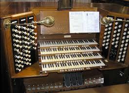 Organ Console Lights Organ Wiktionary