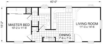Small Picture Little House on a Trailor 16 x 40 Floorplan Tiny Living