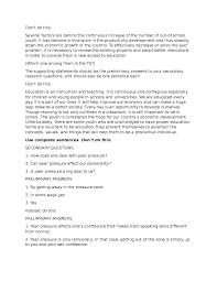 essay football team development