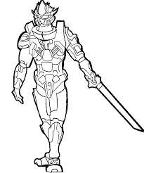 Halo Coloring Page Visitpollinoinfo