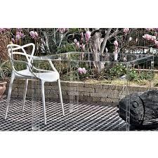 Piero Lissoni  Audrey Chair  Kartell  Modern Furniture Kartell Outdoor Furniture