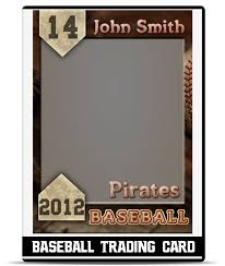 free trading card template baseball trading card template teamtemplates