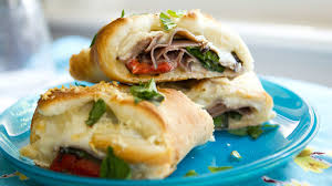 roast beef sandwich recipe. Modren Roast Hot Cheesy Roast Beef Sandwich With Recipe E