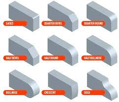 quartz countertop edge options laminate edging options granite edge profiles edge options edge profiles for edges edge options quartz modern home design