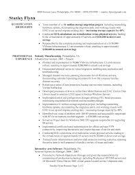Resume Data Analysis Resume