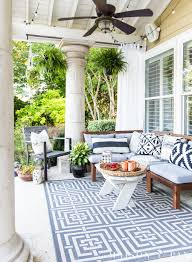Black And White Patio Design Ideas Summer Porch Decor Ideas Ferns And Succulents Maison De Pax