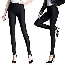 Weigou Women Leggings <b>Winter</b> Warm <b>Pants Thick</b> Velvet Faux ...