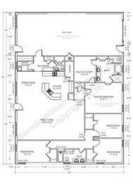 pole barn house floor plans. Top 20+ Metal Barndominium Floor Plans For Your Home! Pole Barn House T