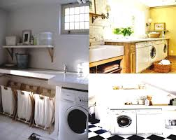Laundry Room In Kitchen Rustic Kitchen Decor Pinterest Fresh Idea To Design Your Small