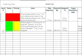 Issue Tracker Template Project Issue Tracking Template Issue Bug Tracking Template