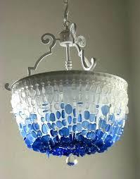 coastal ceiling lights sea glass light fixtures sea glass chandelier lighting flush mount ceiling light fixture coastal ceiling lights